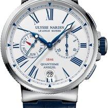 Ulysse Nardin 1533-150/E0 Сталь Marine Chronograph новые