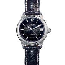 Davosa Ladies' Delight Steel 34mm Black No numerals