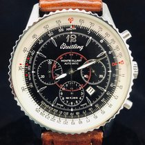 Breitling Montbrillant Navitimer, Steel, 38MM, Automatic -...