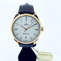 Omega De Ville Trésor Yellow gold 40mm Silver No numerals United States of America, Texas, Houston
