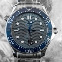 Omega Seamaster Diver 300 M Steel 42mm Grey No numerals United States of America, Florida, Hollywood