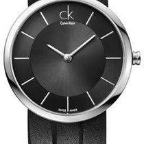 ck Calvin Klein Steel 32mm Quartz K2R2S1C1 new