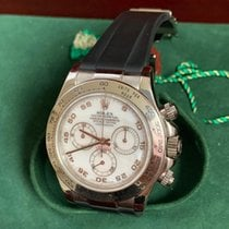 Rolex 116519 Белое золото 2002 Daytona подержанные