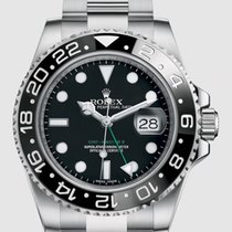 Rolex GMT-Master II new 40mm Steel