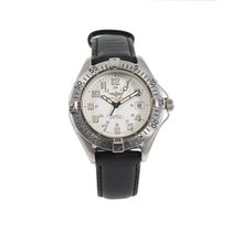 Breitling A 57035 Steel Colt Quartz 37mm