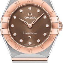 Omega Constellation Goud/Staal 25mm
