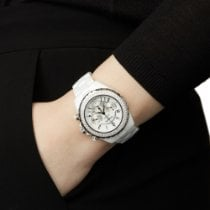 Chanel Ceramic 41mm Automatic H1008 pre-owned