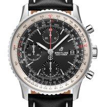 Breitling Navitimer Heritage neu 2019 Automatik Chronograph Uhr mit Original-Box und Original-Papieren A13324121B1X2
