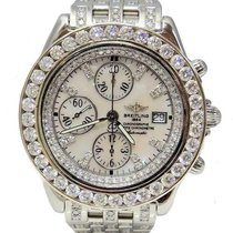 Breitling A13355 Steel Crosswind Racing 44mm pre-owned United States of America, North Carolina, Charlotte