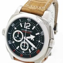 JeanRichard Steel 43mm Automatic 31120-11-61a-aed/N9 new