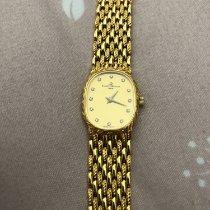 Baume & Mercier Yellow gold Manual winding 18600 pre-owned UAE, 00000