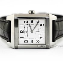 Jaeger-LeCoultre Reverso Squadra Hometime Staal 41mm Arabisch