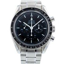 Omega Speedmaster Professional Moonwatch pre-owned 42mm Black Steel
