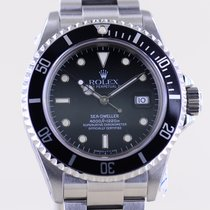 Rolex Sea-Dweller 4000 Acél 40mm Fekete Számjegyek nélkül