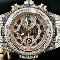 Hublot Big Bang Unico Rose gold 45mm Transparent No numerals United States of America, Michigan, Southfield
