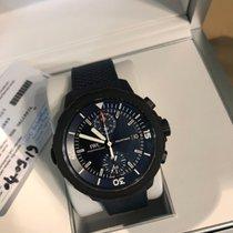 IWC Aquatimer Chronograph nou 2019 Atomat Ceas cu cutie originală și documente originale IW379507