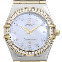 Omega Constellation Ladies Steel 25.5mm