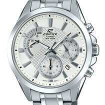 Casio Edifice Zeljezo 42mm Bjel