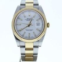Rolex Datejust 41mm White