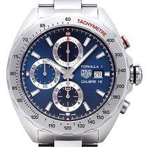 TAG Heuer Formula 1 Calibre 16 new 2020 Automatic Chronograph Watch with original box and original papers CAZ2015.BA0876
