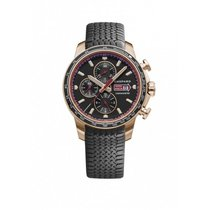 Chopard Mille Miglia Or rose 44mm Noir