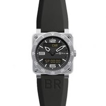 Bell & Ross BR 03 Steel 42mm Black Arabic numerals United States of America, Pennsylvania, Holland