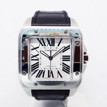 Cartier Santos 100 W20073X8 Good Steel Automatic Singapore, Singapore
