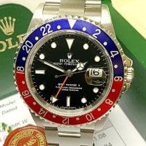 Rolex GMT-Master II Steel 40mm Black No numerals United Kingdom, Wilmslow