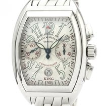 Franck Muller Steel 40mm Automatic 8005CC KING pre-owned