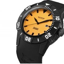 Nauticfish Xtreme Expedition II 2000M Stahl PVD Automatik...
