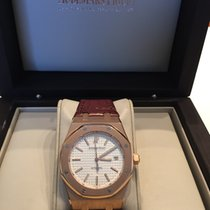 Audemars Piguet Royal Oak Selfwinding Or rose France, Nice