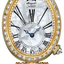 Breguet Reine de Naples Yellow gold 25mm Mother of pearl United States of America, New York, Airmont
