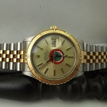 Rolex Datejust Turn-o-graph 16253 Arabo Arabic NOS Paper