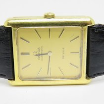 Omega De Ville Yellow gold 28mm Gold (solid) No numerals United Kingdom, London