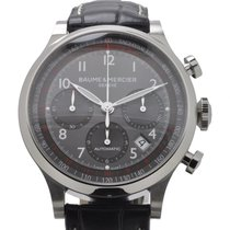 Baume & Mercier Capeland Chronograph Watch MOA10044
