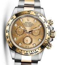 Rolex 116503 Cosmograph Daytona stainless Steel&18K Yellow...