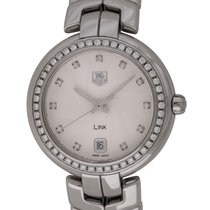 TAG Heuer : Ladies Link :  WAT1316.BA0956 :  Stainless Steel