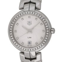 TAG Heuer Link Lady Steel 34mm Silver United States of America, Texas, Austin