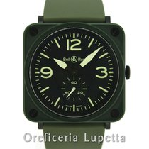 Bell & Ross Aviation Quartz BRS-98-CK