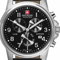 Swiss Military Hanowa 06-4233.04.007 Swiss Soldier Chrono...