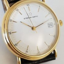 Eterna -Matic Gold Limited Edition men's skeleton watch