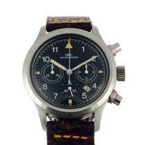 IWC Pilot Flieger Chronograph Ref 3741