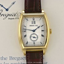 Breguet 39mm Automatic pre-owned Héritage Silver