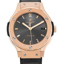 Hublot Classic Fusion Racing Grey pre-owned 38mm Rose gold
