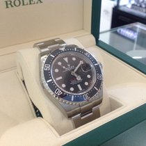 Rolex Sea-Dweller Red 2018 Stickered Uk Watch