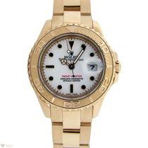 Rolex Yacht-Master 18K Yellow Gold Ladies' Watch