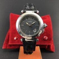 Cartier - Pasha Grey Dial - Ref.1040 - Men - 1990-1999