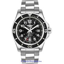 Breitling Superocean II 44 Steel 44mm Black United States of America, California, Newport Beach