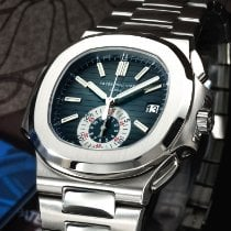 Patek Philippe A Stainless Steel Automatic Chronograph...