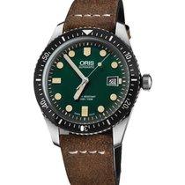 Oris Divers Sixty Five 01 733 7720 4057-07 5 21 45 new